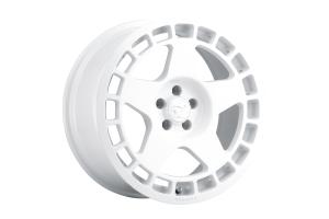 fifteen52 Turbomac 18x8.5 +30 5x100 Rally White - Universal