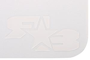 RokBlokz Short Rally Mud Flaps - Subaru Forester 1998-2002