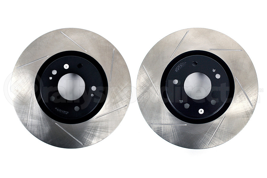 Powerslot Slotted Front Rotor Pair (Part Number:126.46064S)