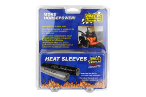 Thermo Tec Heat-Sleeves 3/4in x 3ft Silver (Part Number: )