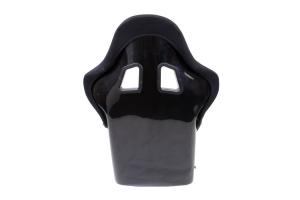 NRG Innovations FRP Medium Race Style Cloth Bucket Seat Black - Universal