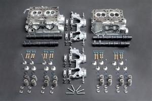 IAG 900 Closed Deck Long Block Engine w/ Stage 4 Heads & GSC S3 Cams - Subaru Models (inc. STI 2004 - 2007)