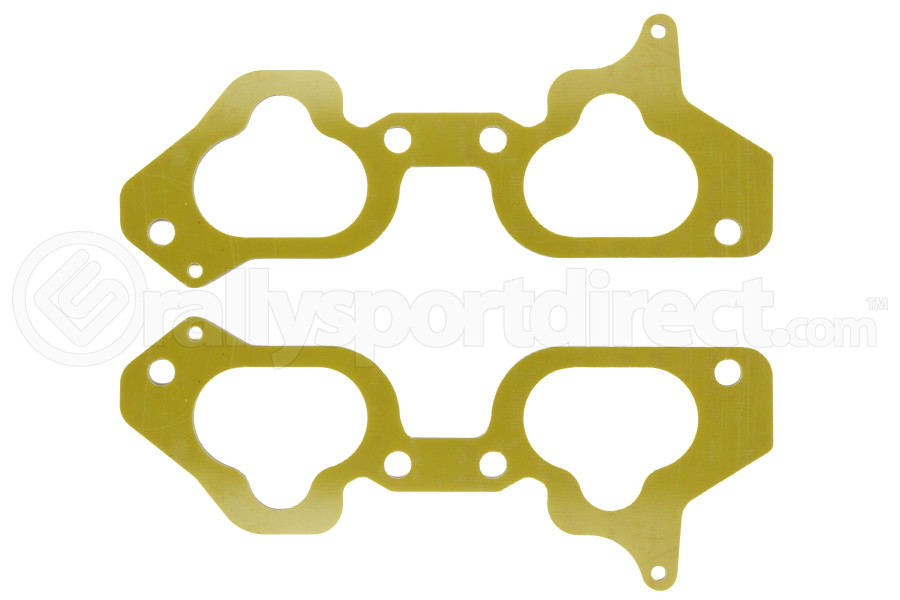 Torque Solution Phenolic Thermal Intake 3mm Spacers - Subaru Models (Inc. WRX 2002-2014 / STI 2004+)