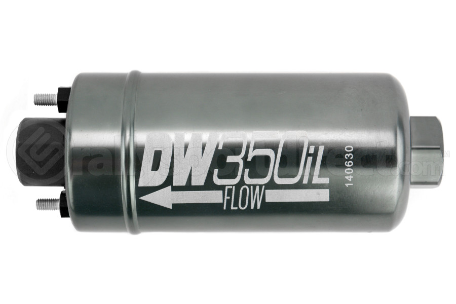 DeatschWerks DW350iL In-Line Fuel Pump (Part Number:9-350)