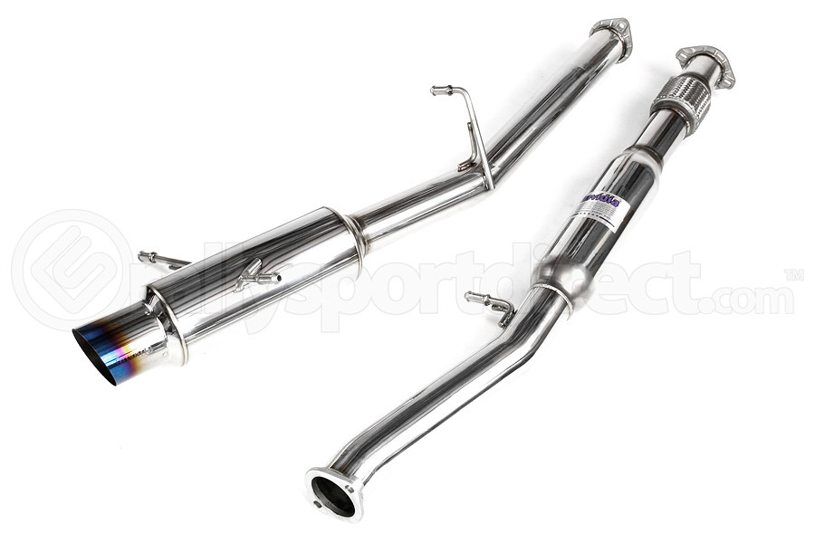 Invidia N1 Cat Back Exhaust Titanium Tip ( Part Number:INV HS02SW1GTT)