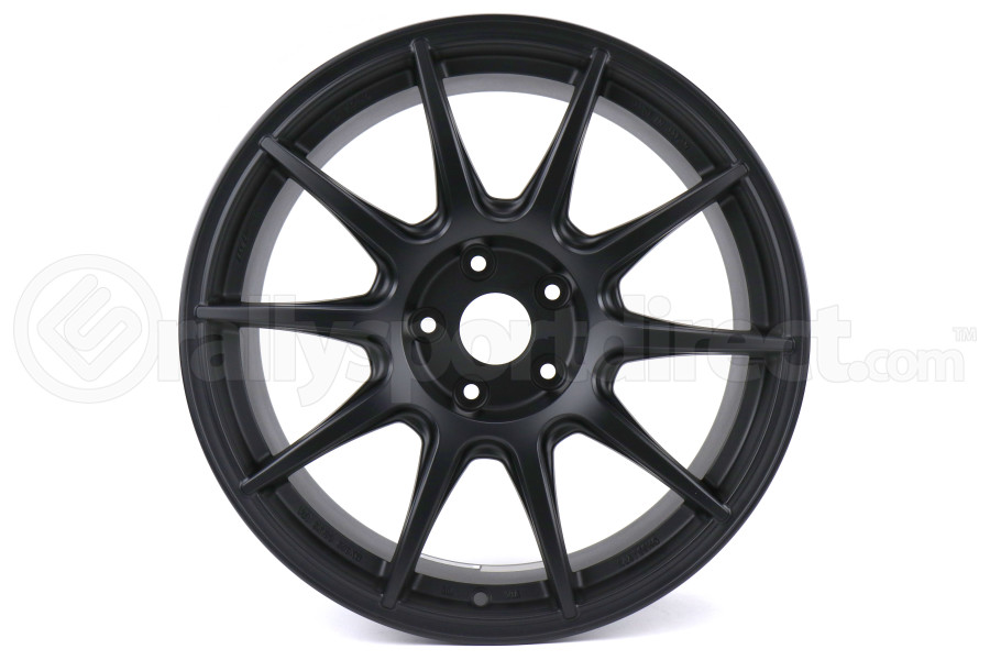 Work Wheels M.C.O Racing Type CS M-Face 18x9.5 +42 5x114.3 Matte Black - Universal