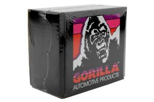 Gorilla Forged Steel Racing Lug Nuts Prism Light Open Ended 12x1.25 ( Part Number:GOR 45028PL-20)
