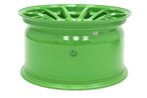 Volk ZE40 18x10 +35 5x114.3 Takata Green - Universal