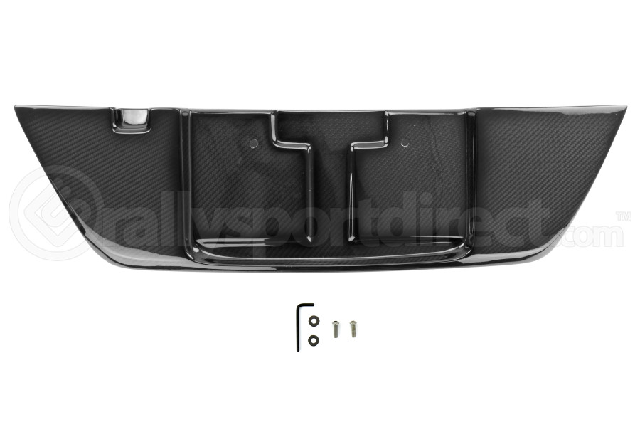 Carbign Craft Carbon Fiber License Plate Frame ( Part Number:CAR CBX-WRXLIC15)