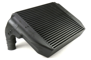 cp-e Race Front Mount Intercooler w/ Dissipate Coating - Ford Mustang Ecoboost 2015-2017