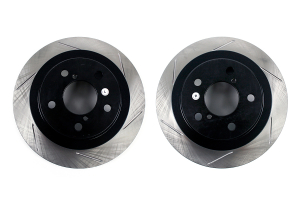 Powerslot Slotted Rear Rotor Pair ( Part Number: 126.47011S)