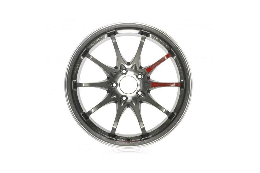 VOLK Racing CE28 Club Racer 18x9.5 +45 5x100 Diamond Dark Gunmetal - Universal