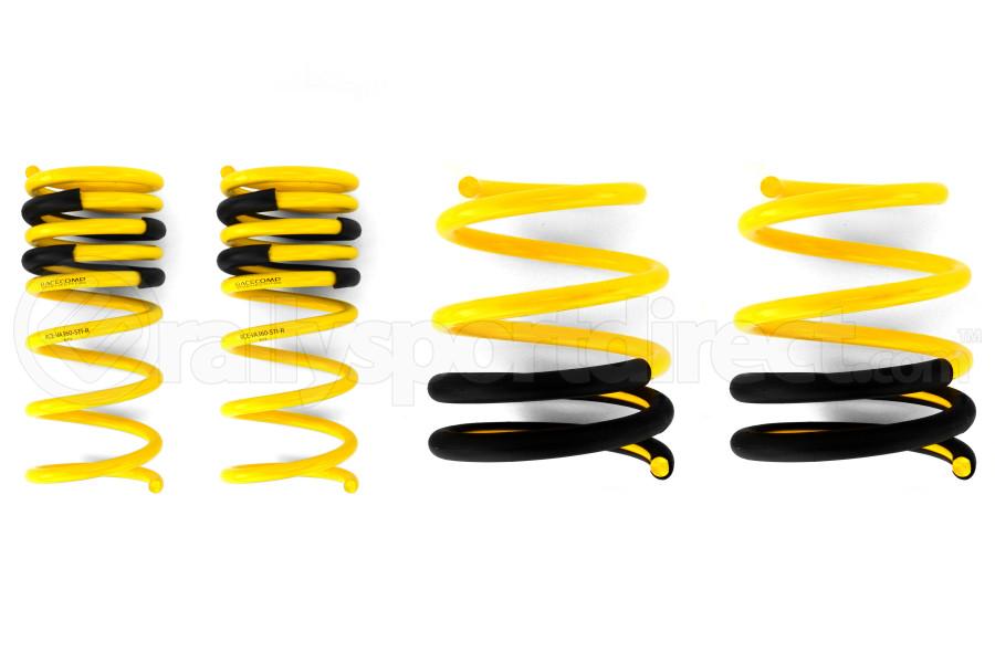 Racecomp Engineering Yellow Lowering Springs ( Part Number:RCO VA360STI)