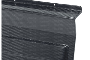 Seibon Carbon Fiber Rear Seat Panels (Part Number: )