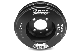 Fluidampr Damper Crank Pulley ( Part Number:FLU 610701)
