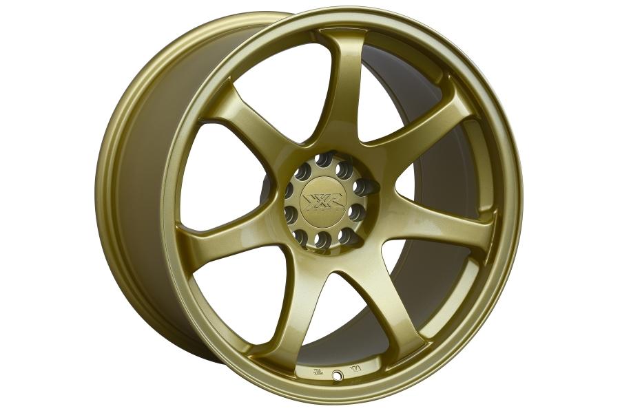 XXR 551 5x114.3 / 5x100 Gold - Universal