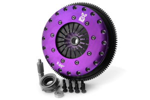XClutch 9in Rigid Twin Plate Ceramic Clutch Kit - Scion FR-S 2013-2016 / Subaru BRZ 2013+ / Toyota 86 2017+