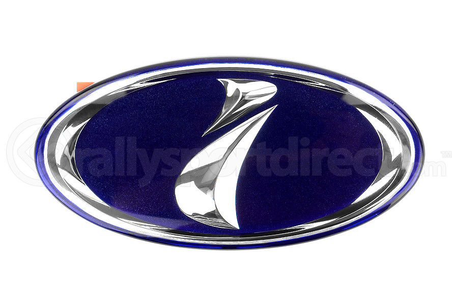 STI JDM i (Impreza) Badge Blue (Part Number:93011FE000)