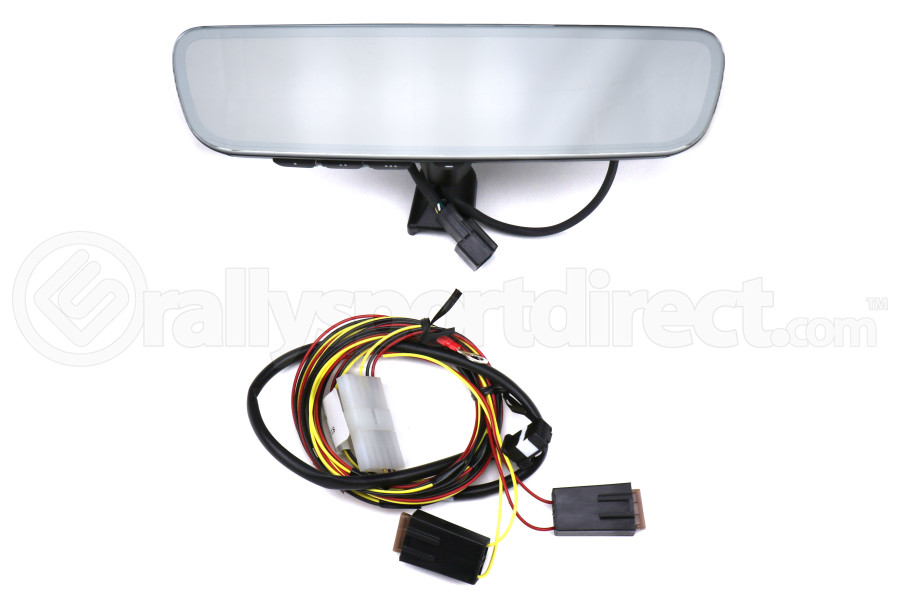 Mito Gentex Auto-Dimming Frameless Rearview Mirrow w/ Homelink V5 - Universal