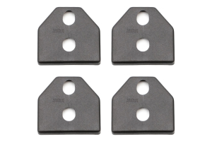 GCS Door Striker Covers (4 Pack) - Subaru Models (inc. 2015+ WRX / STI)