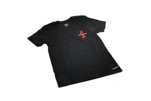 Advan/Yokohoma Wheel Challenge T-Shirt Charcoal - Universal