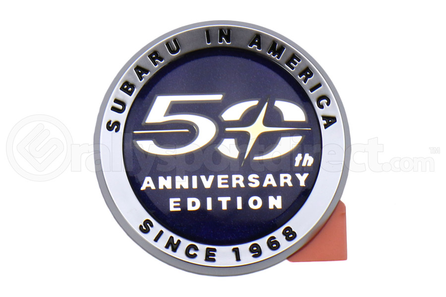 Subaru 50th Anniversary Ornament - Universal