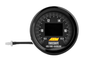AEM UEGO Failsafe Wideband AFR/Boost Gauge ( Part Number: 30-4900)