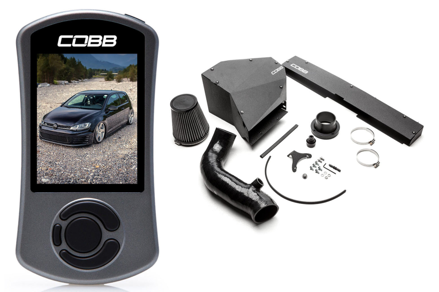 COBB Tuning Stage 1+ Power Package w/ DSG Flashing - Volkswagen GTI (Mk7) 2015+