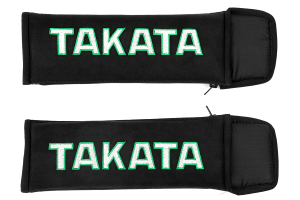 Takata Comfort Pads 3 Inch Black (Part Number: )