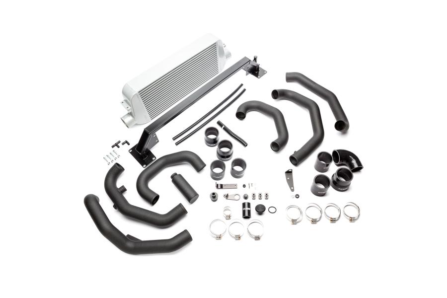 COBB Tuning Front Mount Intercooler Kit Silver - Subaru STI 2015-2017
