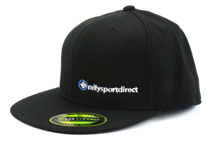 RallySport Direct Logo FlexFit Hat (Part Number: )