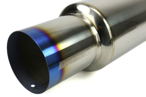 Tomei Expreme Ti Titanium Cat-Back Exhaust (Part Number: )