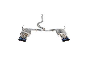 Remark 4 Inch Quad Exit Catback Exhaust System - Subaru WRX / STI 2015 - 2020