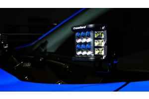 Crawford Hood Light Combo Kit - Subaru Forester 2019-2021