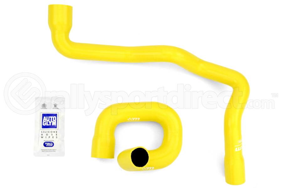 mountune Radiator Hose Kit Yellow (Part Number:2363-CHK-YEL)