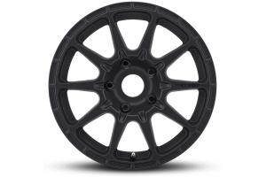 Method Wheels MR501 RALLY 17x8 +42 5x100 Matte Black - Universal