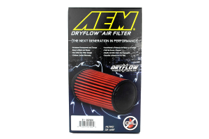 AEM DryFlow Air Filter Replacement for AEM Cold Air Intake - Subaru STI 2008-2014