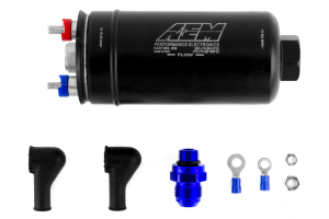 AEM 380lph In-Line Fuel Pump ( Part Number: 50-1005)