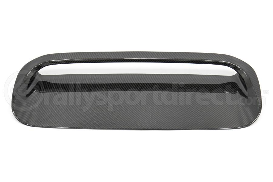 OLM LE Dry Carbon Fiber Hood Scoop Cover - Subaru WRX / STI 2015+
