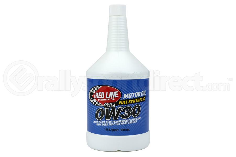 Red Line 0W30 Motor Oil 1QT - Universal