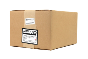 Moroso Air Oil Separator (Part Number: )