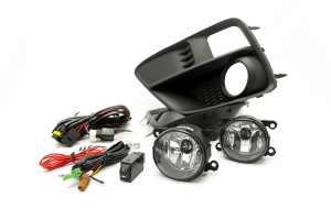 Winjet Fog Light Kit - Subaru WRX / STI 2015-2017