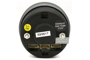 ProSport JDM Electrical EGT Dual Display w/Quick Connect Temp Probe - Universal