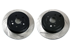 Stoptech Slotted Rotor Pair Rear (Part Number: )
