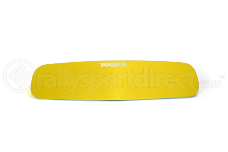 Prova Wide-View Rear View Mirror Yellow (Part Number:90220IT0020)