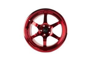 Cosmis Racing XT006R 18x9.5 +10 5x114.3 Hyper Red - Universal