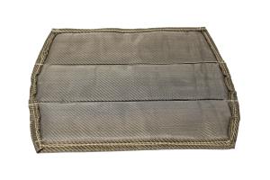 Torque Solution Titanium Thermal Uppipe Blanket