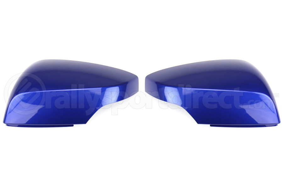Subaru OEM Mirror Covers World Rally Blue - Subaru WRX / STI 2015 - 2020