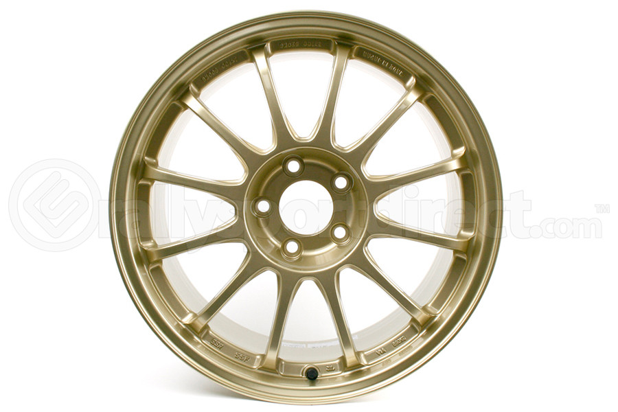 SSR Type F 18x9.0 5x114.3 +50mm Touring Gold ( Part Number:SSR T318900+5005GG0)