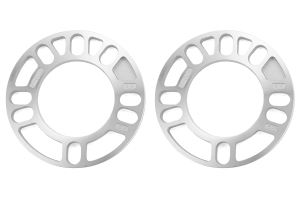 KICS Wheel Spacers 8mm Twin Pack Universal (Part Number: )